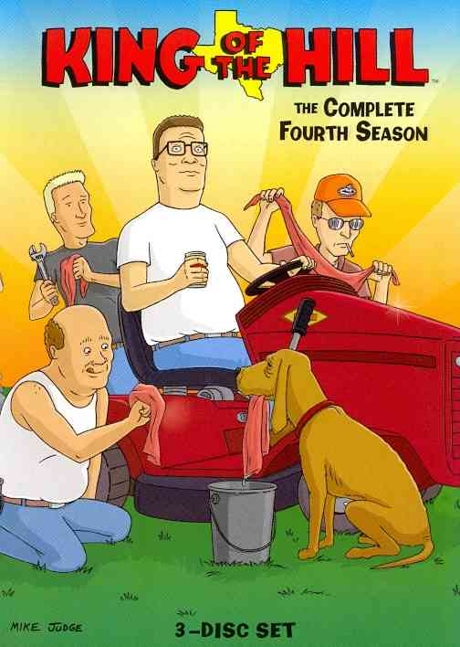 KING OF THE HILL SEASON 4 BY KING OF THE HILL (DVD)
