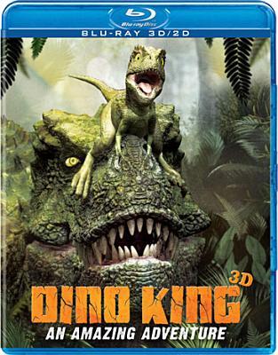 DINO KING (Blu-Ray)
